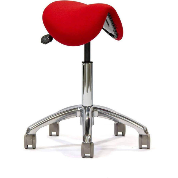 Perfect Light Saddle Chair for Any Professional | SitHealthier.com