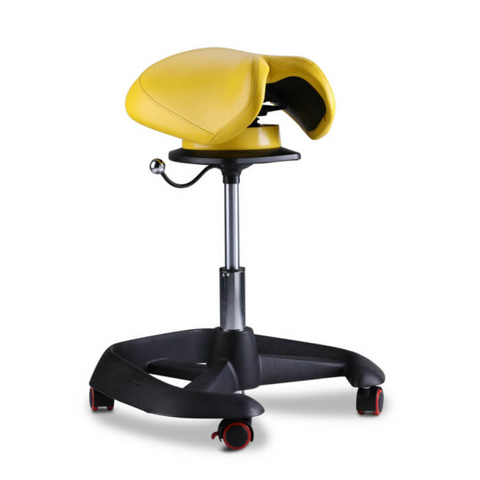 All In One Saddle Stool Just Not For Ergonomic Sitting But