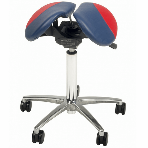 Salli MultiAdjuster Saddle Chair with Adjustable Seat Width