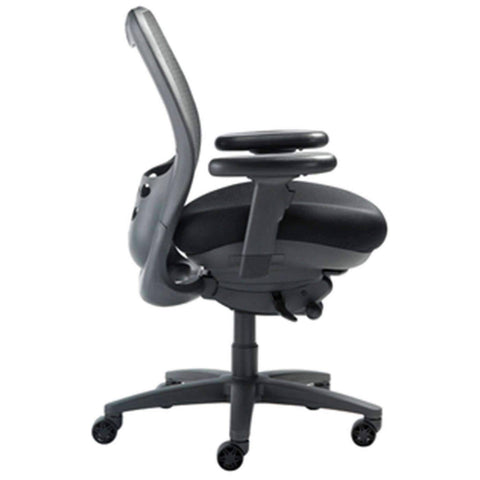 Nightingale Chair - SXO Mid Back Ergonomic Task Chair; 6100
