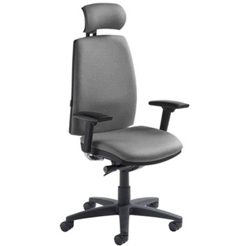 Nightingale Chair - Veronna High Back Executive Task Chair; 7000D