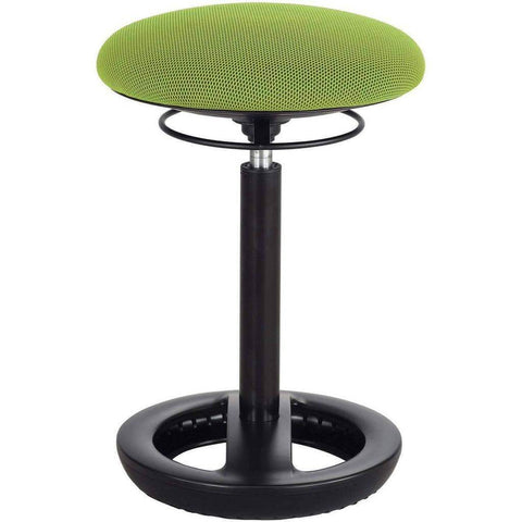 Safco Twixt Ergonomic Desk-Height Stool; 3000; Safco Active; Multiple Colors Available