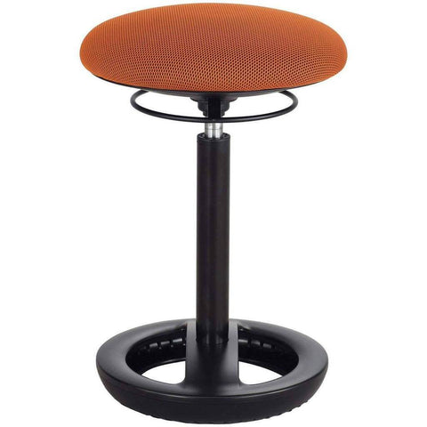 Safco Twixt Ergonomic Desk-Height Stool; 3000; Safco Active