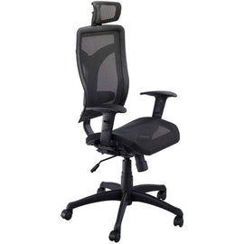 Voice Series Ergonomic Task Chair by Safco; 4019
