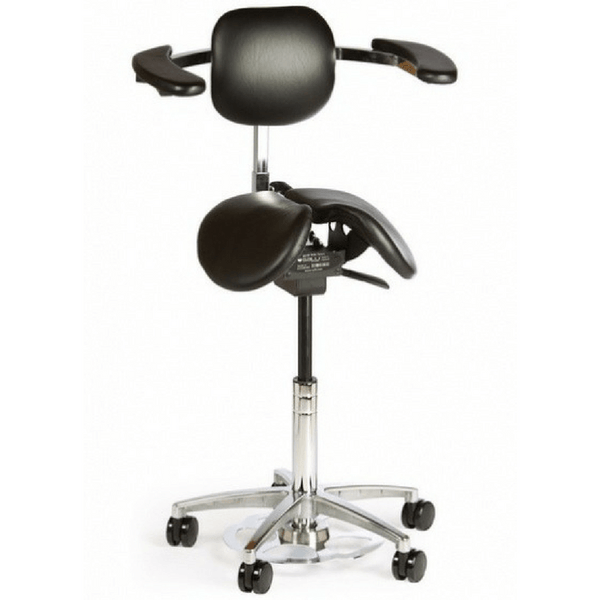 Salli Surgeon or Expert Twin Medical Saddle Chair or Stool | SitHealthier