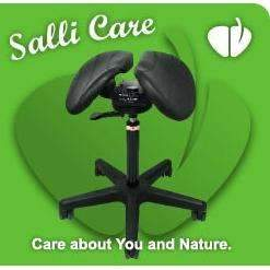 Salli SwingFit Care Ergonomic Saddle Medical or Office Chair