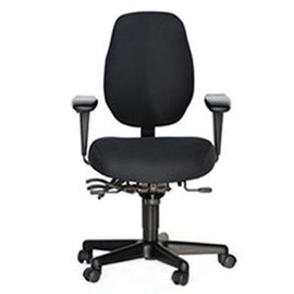 SomaComfort Mid Back MCw Ergonomic Comfort and Productivity Chair by Soma | SitHealthier