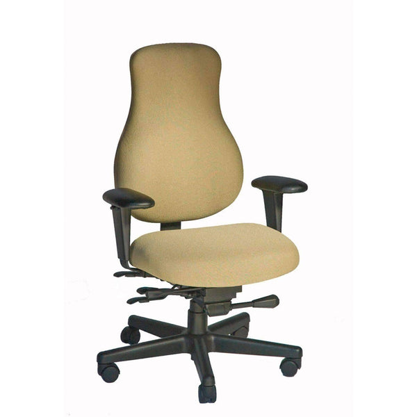 Soma Ergonomics - Soma Fit Synchro Ergonomic Task Chair; FTE4M; Custom Colors