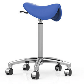 Finest Quality Sit-Stand Saddle Chair for Better Posture | SitHealthier