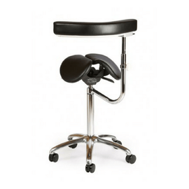 AllRound-Swing Saddle Chair for Dental Hygienist | SitHealthier