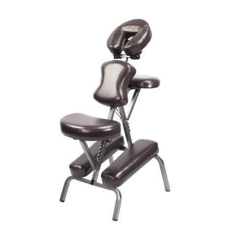 Incredibly Light, Strong and Easy to Set Up Massage Chair for On-Site Massage | SitHealthier