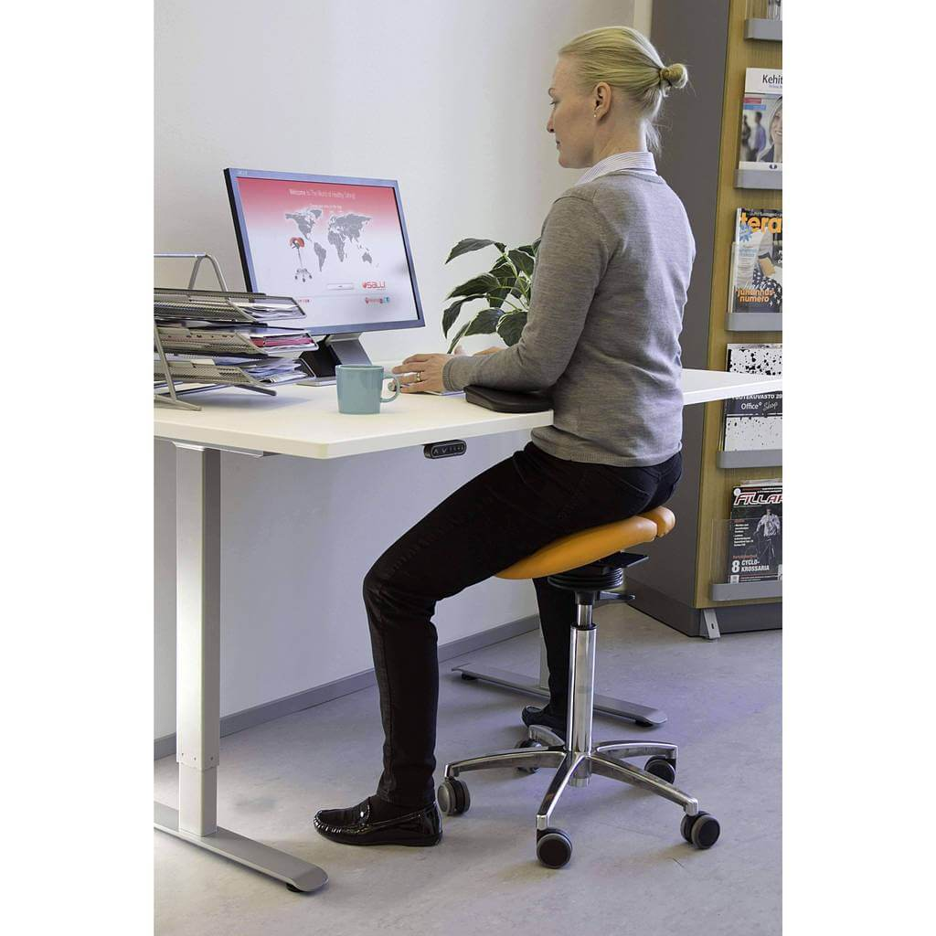 ergonomic chair betterposture saddle chair jobri. Salli Sway Ergonomic Medical Or Office Saddle Chair | SitHealthier.com Betterposture Jobri