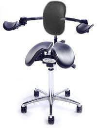Salli ErgoRest Multiadjuster Medical and Dental Chair| SitHealthier.com