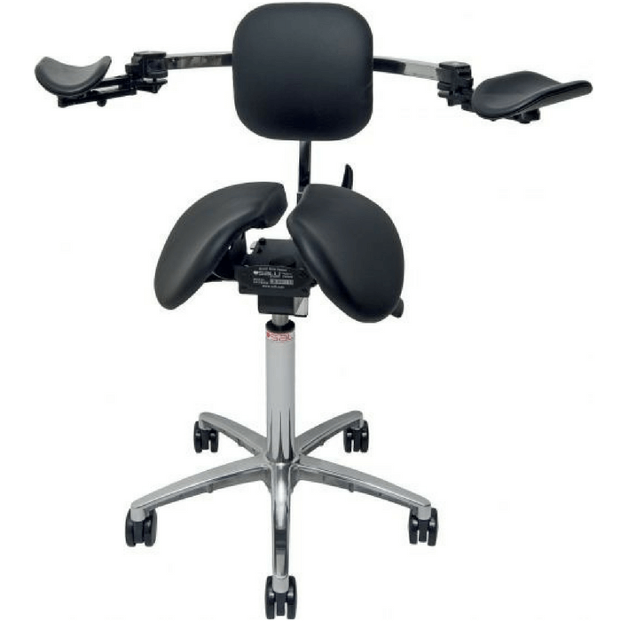 Salli Ergorest Twin Sonography Chair For Better Posture