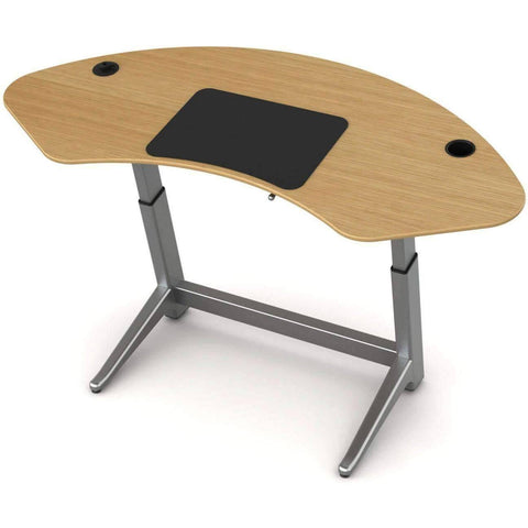 Focal Upright Sphere Ergonomic Sit Stand Desk, LET-1000-CC; Ergonomic Standing Workstation