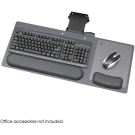 Ergo-Comfort Low Profile Keyboard Tray by Safco; 2137