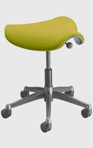 Award Winning Saddle Chair by Humanscale