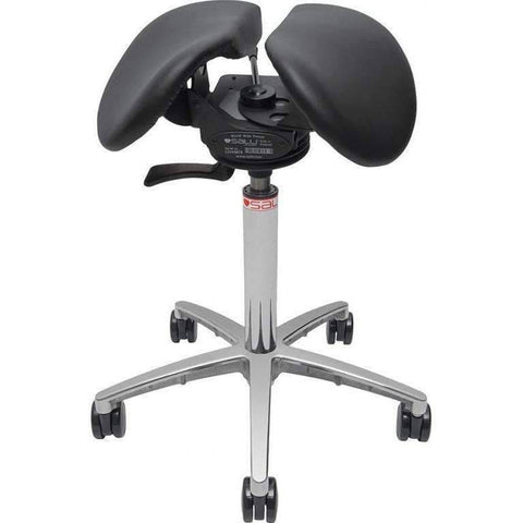 AllRound-SwingFit Saddle Chair for Dentist and Dental Hygienist | sithelthier