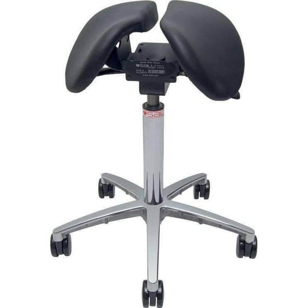 Salli Twin Ergonomic Two Part Saddle Chair or Stool