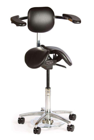 Salli Surgeon or Expert Twin Medical Saddle Chair or Stool