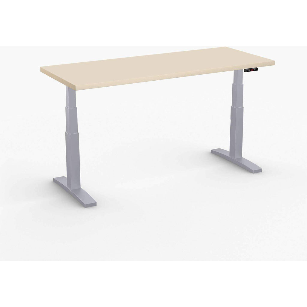 Special T Valulift Basic Sit Stand Height Adjustable Desk