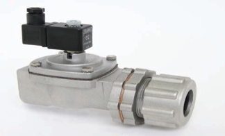 Straight Through Pulse Valves - FDP Series
