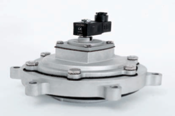 Flat Surface Pulse Valves - SQ Series