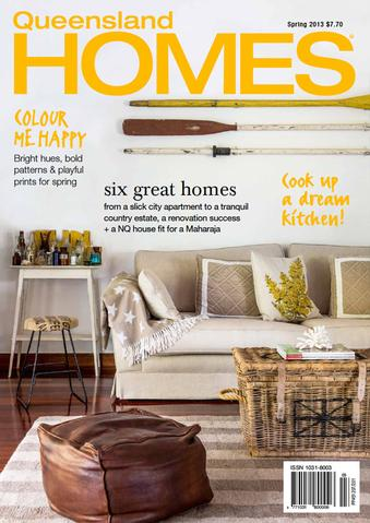 QUEENSLAND HOMES MAGAZINE - AUSTRALIA