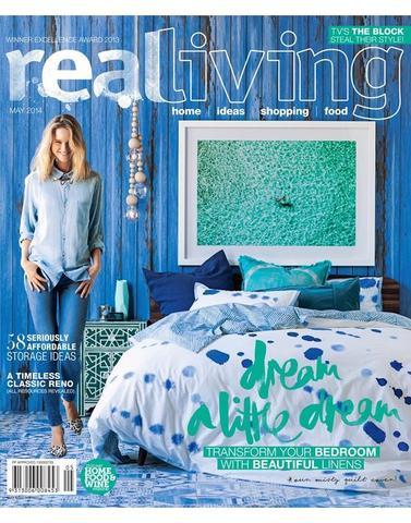 REAL LIVING MAGAZINE - AUSTRALIA