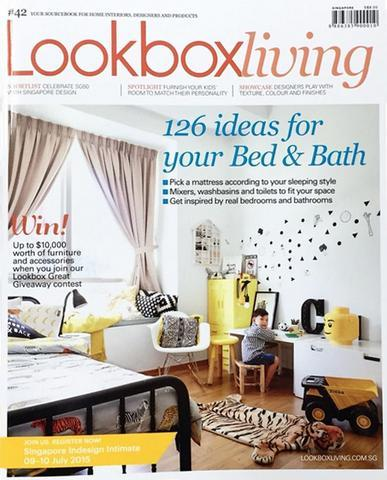 Lookbox Living Magazine - Singapore