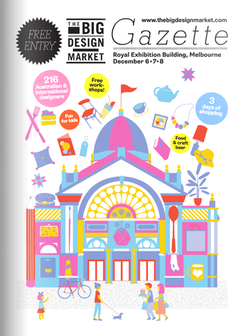 THE BIG DESIGN MARKET GAZETTE - AUSTRALIA