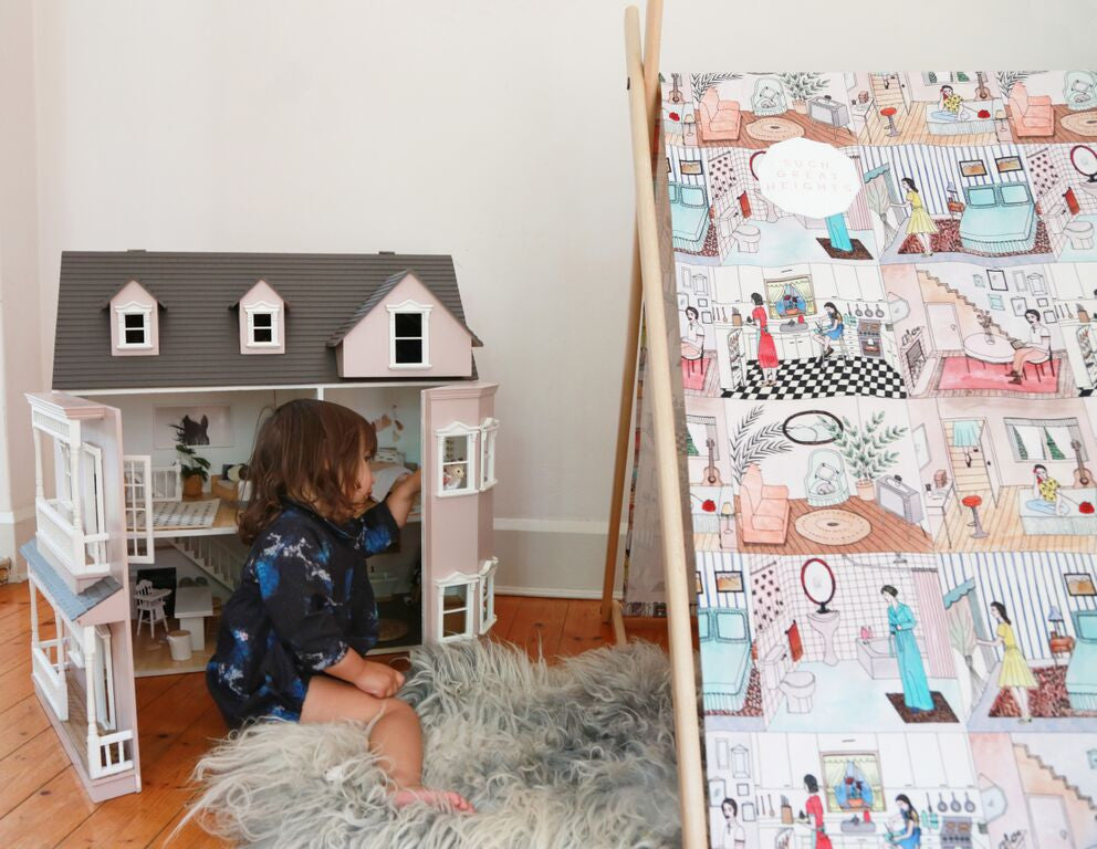 It's child's play - Dolls house dreaming