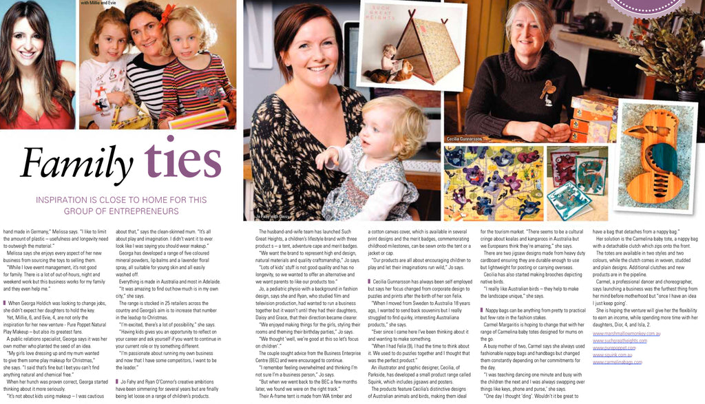 Such Great Heights - Adelaide Matters Magazine