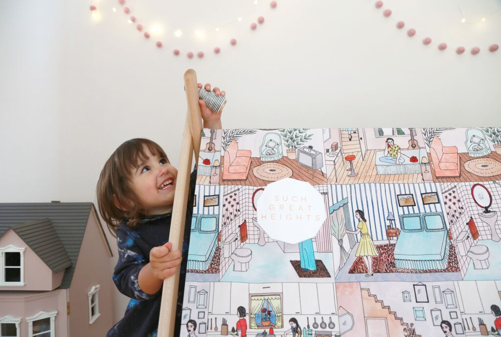 Such Great Heights - Dolls House Wonder Tent