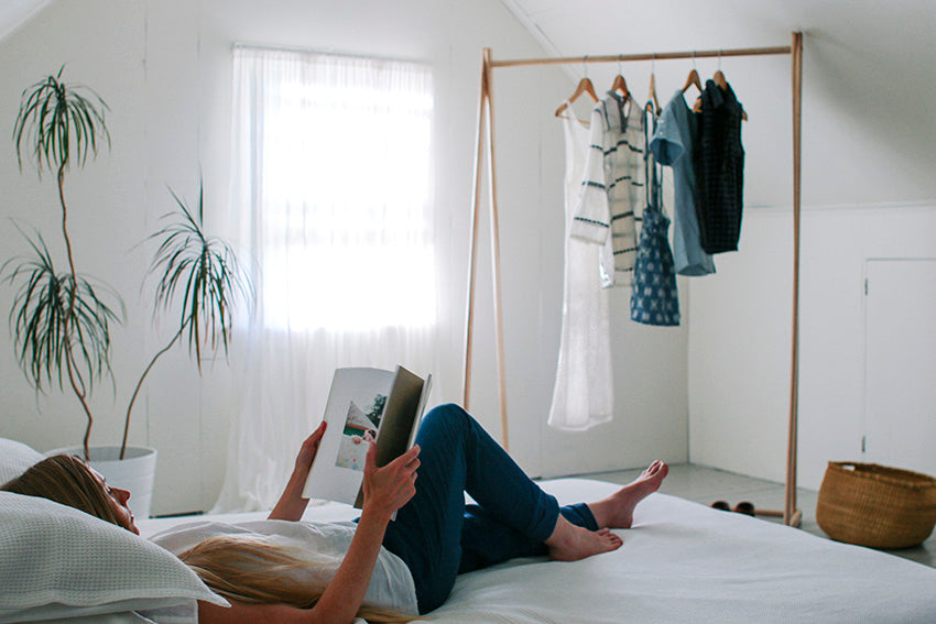 Such Great Heights Blog - Clothes Racks