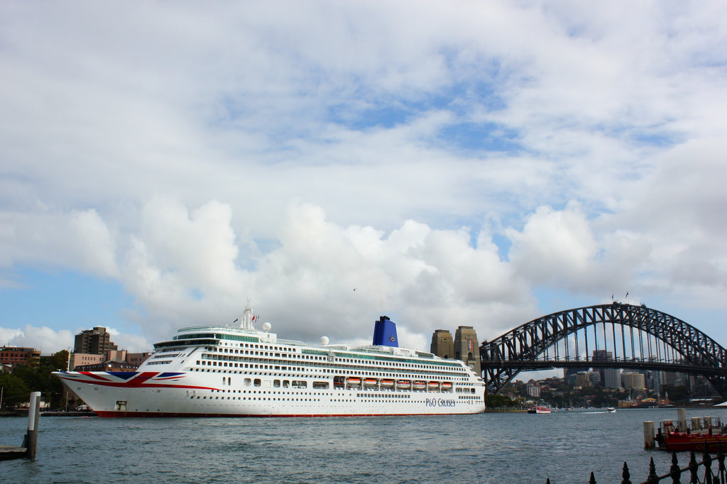 Such Great Heights Blog - Sydney
