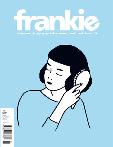 Frankie Magazine x Such Great Heights