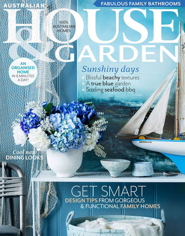 Such Great Heights x House & Garden Magazine