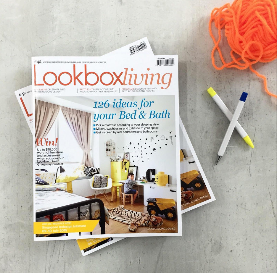 Such Great Heights - Lookbox Living Magazine