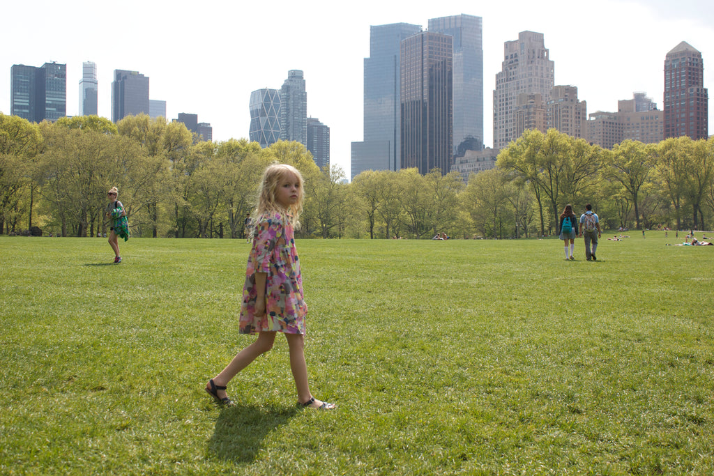 Such Great Heights Blog - Spring in New York