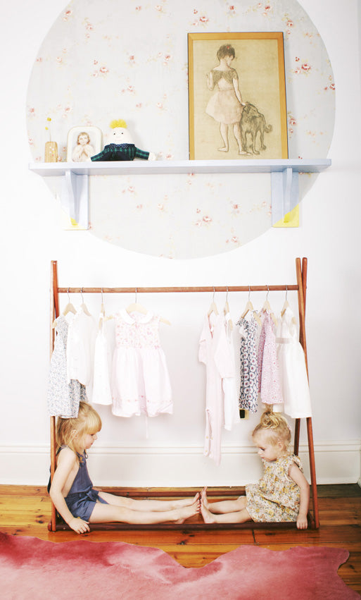 Such Great Heights Clothes Rack