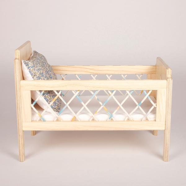 Such Great Heights - Florence Dolls Cot