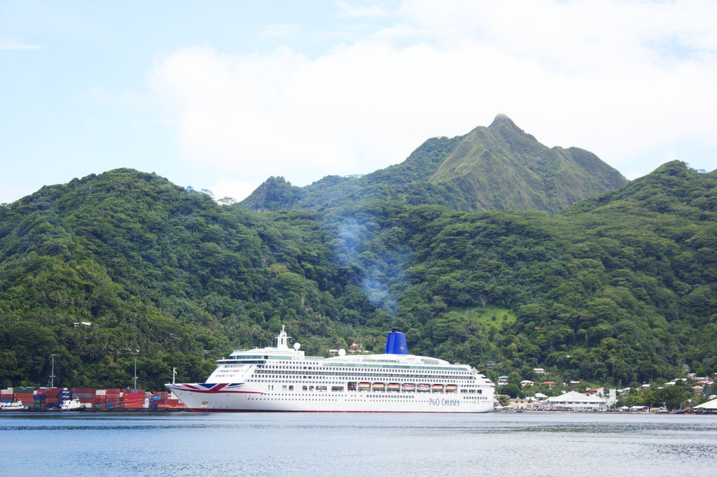 Such Great Heights Blog - Pago Pago