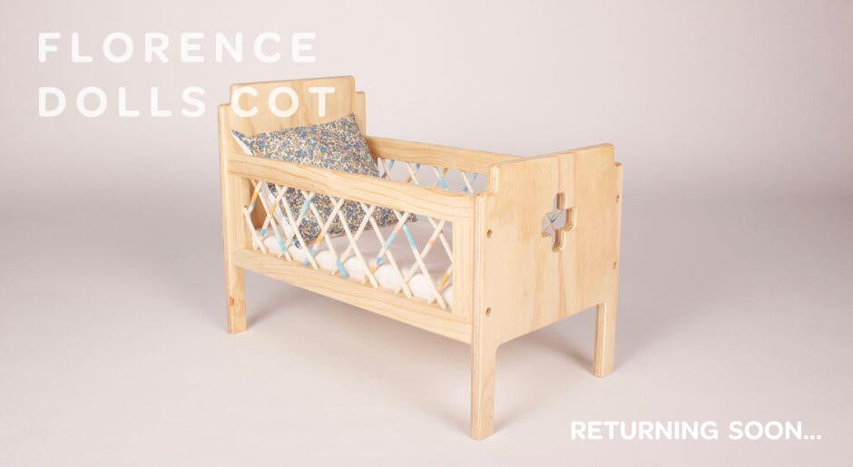 Such Great Heights Florence Dolls Cot