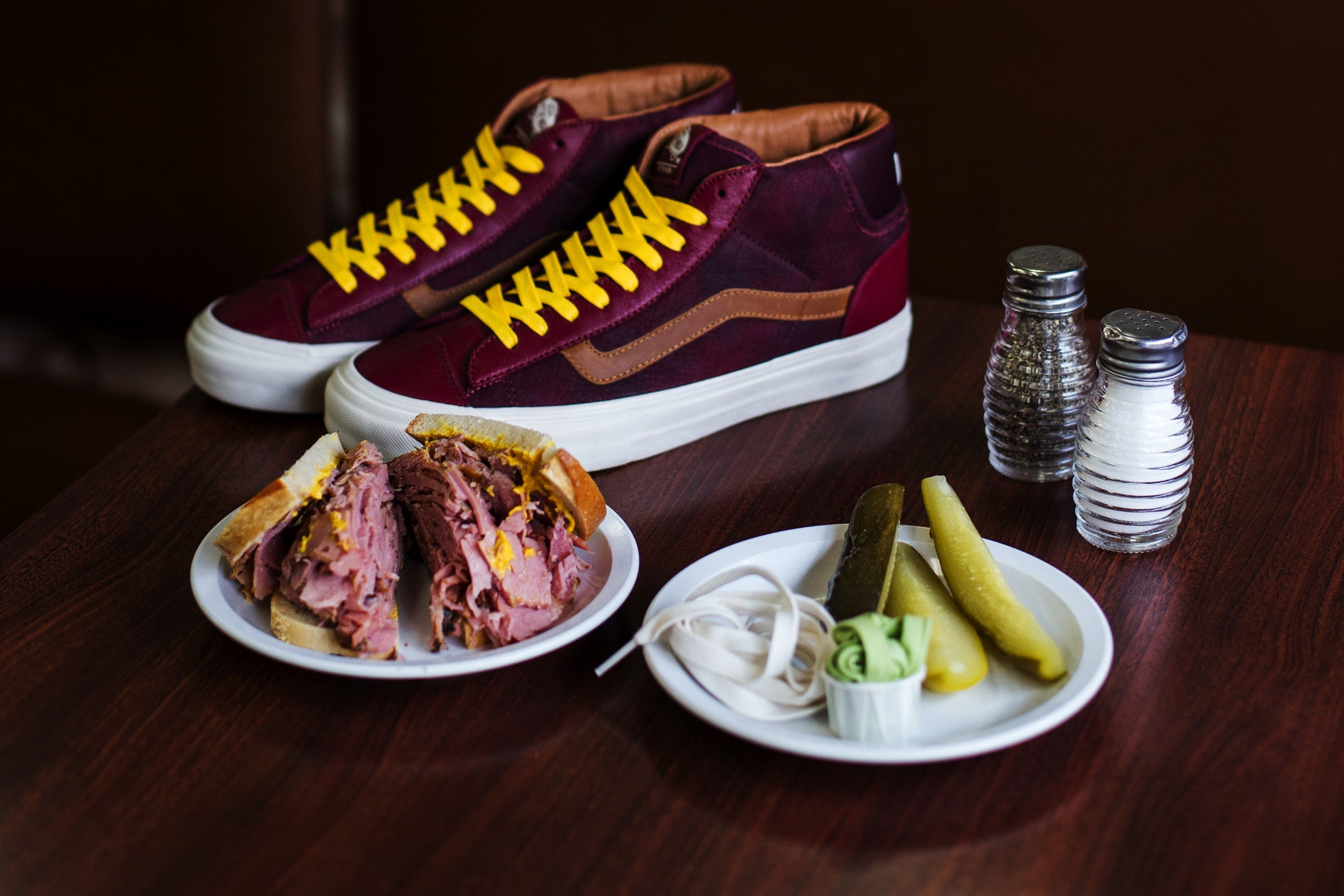 Vault By Vans x OTH Deli Edition