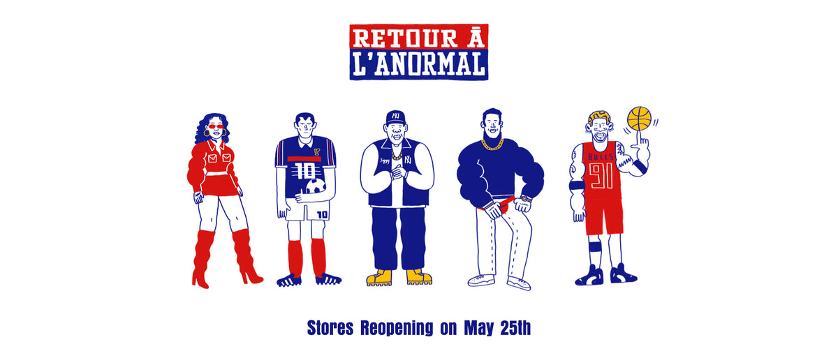 Return to Abnormal: Our Stores Are Reopening!