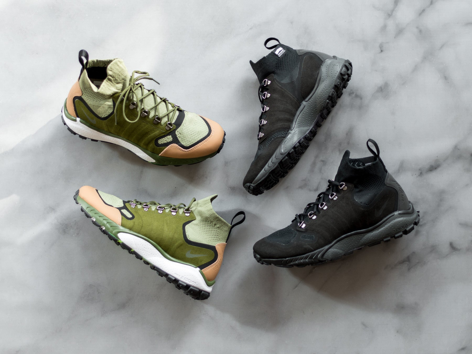 good texture official shop factory price Introducing the Nike Zoom Talaria Flyknit Mid – Off The Hook