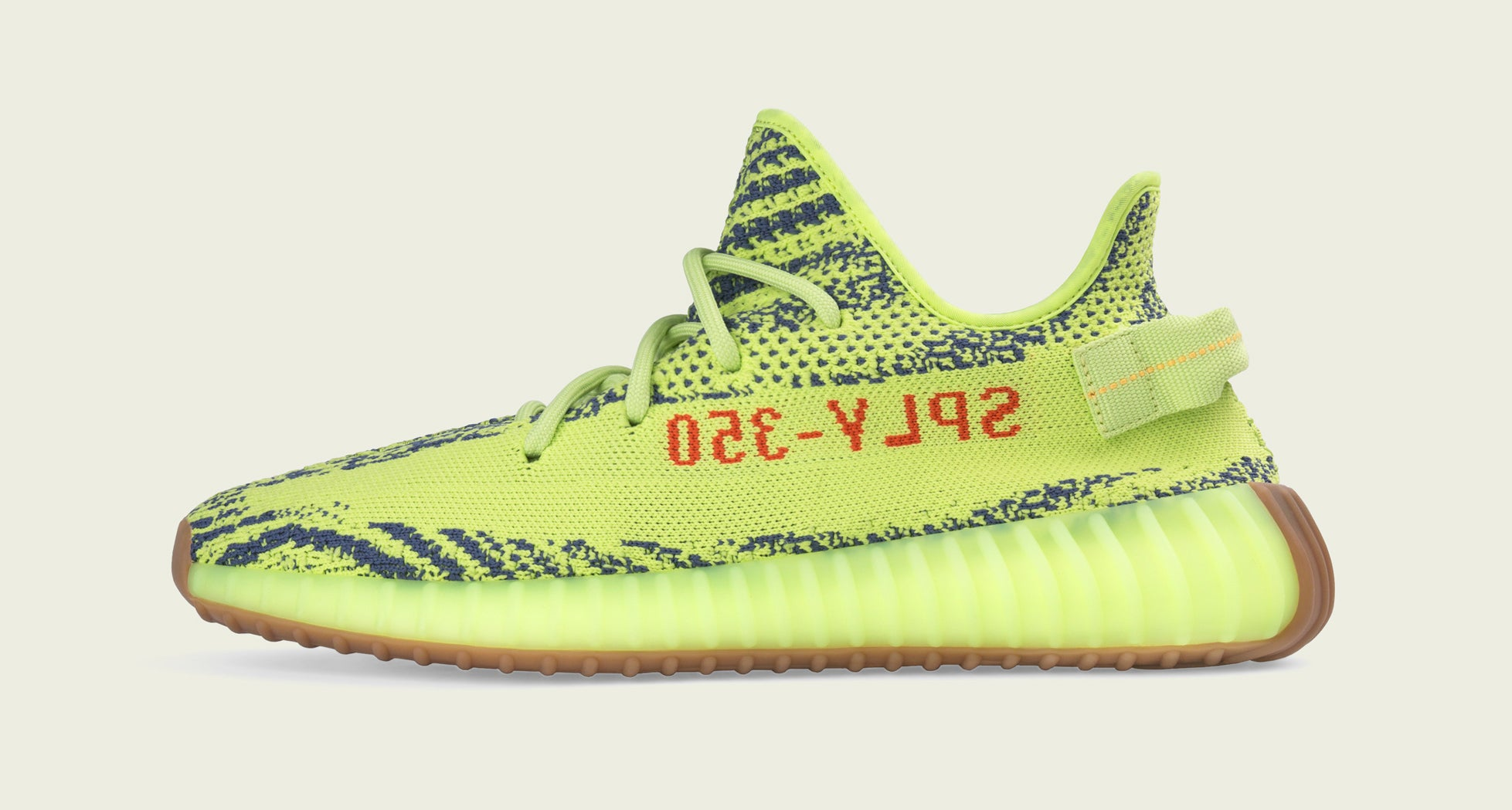 Yeezy BOOST 350 v2 Semi-Frozen Yellow