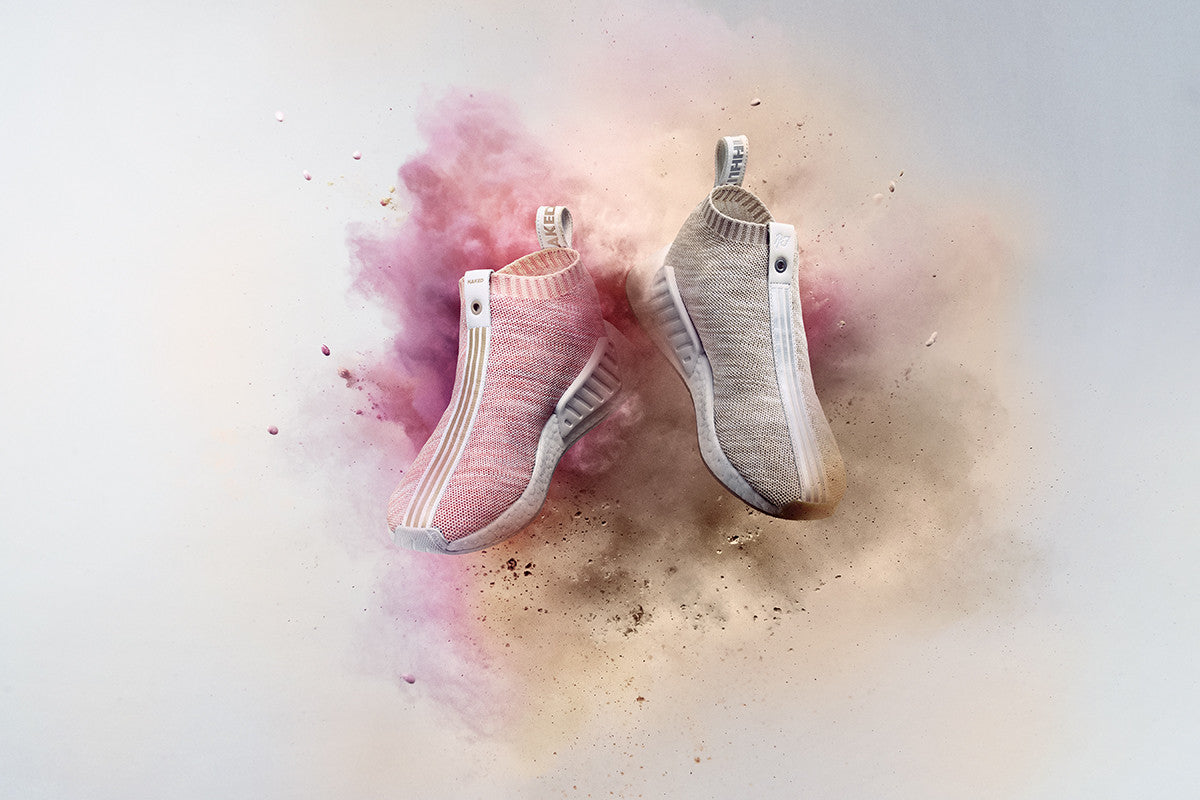 Sneaker Exchange: Kith x Naked
