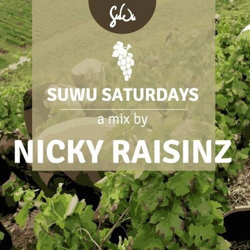 Suwu Saturdays Mix de Nicky Raisinz